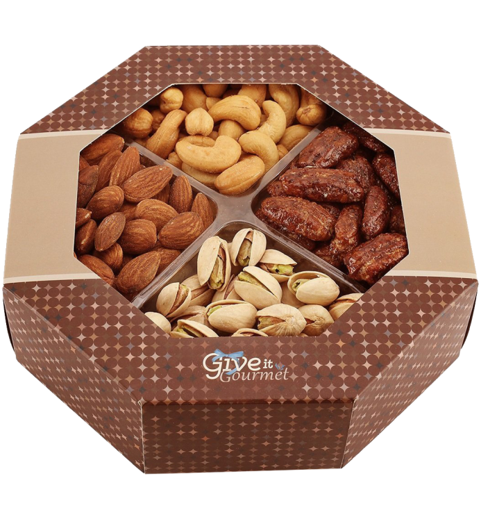 GIVE IT GOURMET Assortment Dried Fruits Basket