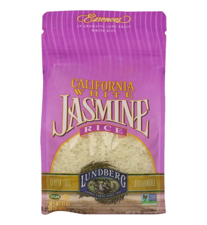 Lundberg White Jasmine Rice