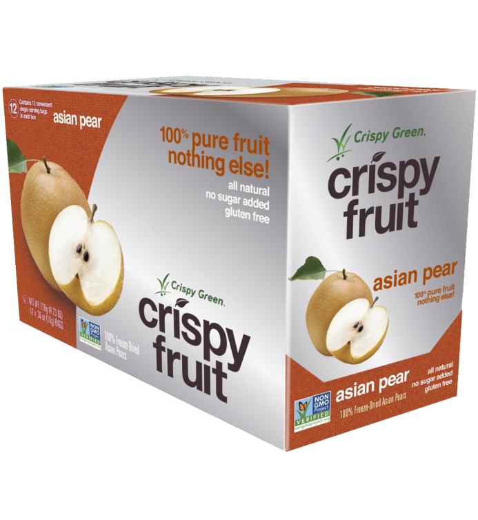 Crispy Green 100% All Natural Freeze-Dried Fruits