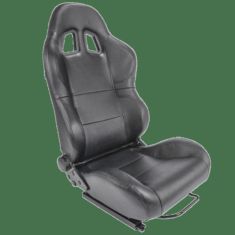 GS-1 High Back Sport Seat Driver or Passenger Side Black