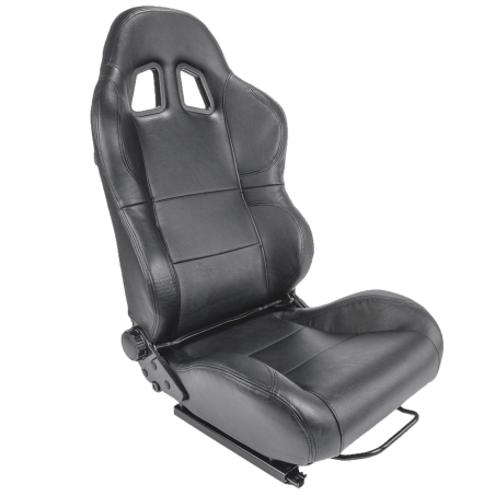 GS-1 High Back Sport Seat Driver or Passenger Side Black