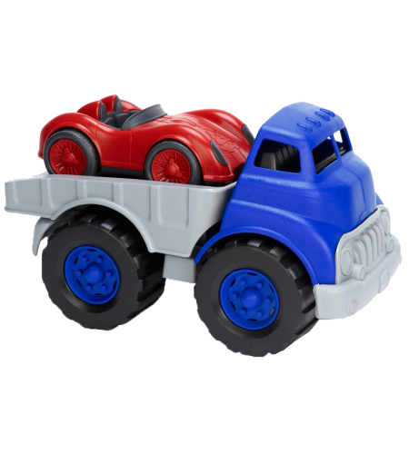Green Toys Flat Bed Truck &...