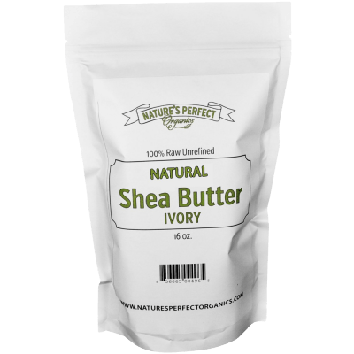 100% Pure RAW Shea Butter