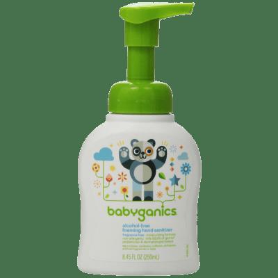 Foaming Hand Sanitizer
