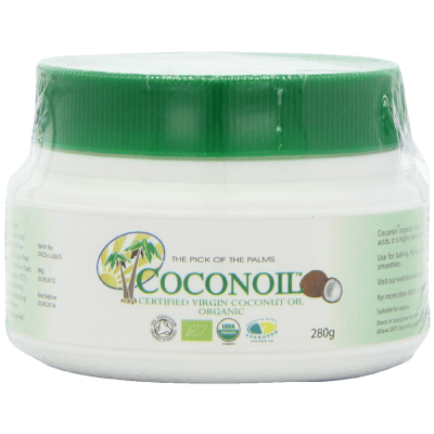 Virgin Organic Coconut Oil