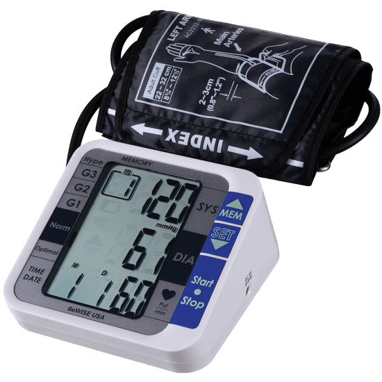 GW22051 Digital Blood Pressure Monitor