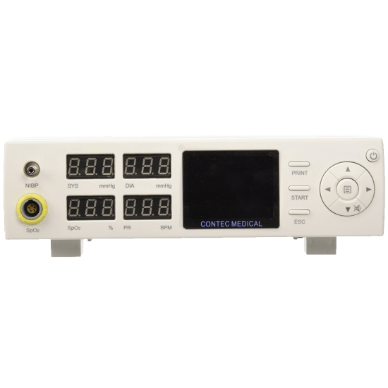 Nibp Spo2 Vital Signs Blood Pressure Monitor