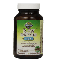 Garden of Life RAW Enzymes(TM) Men 90 Capsules