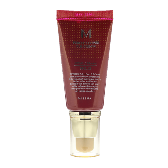 Missha Perfect Cover BB Cream