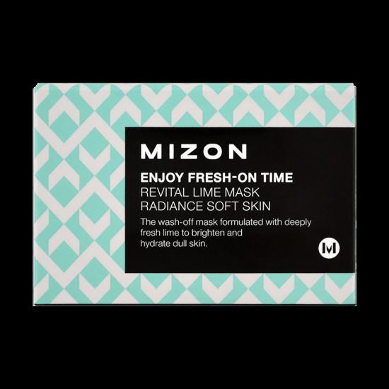 Mizon Fresh Lime Mask