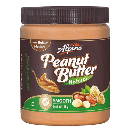 Alpino Natural Peanut...