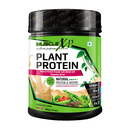 MuscleXP Plant Protein...