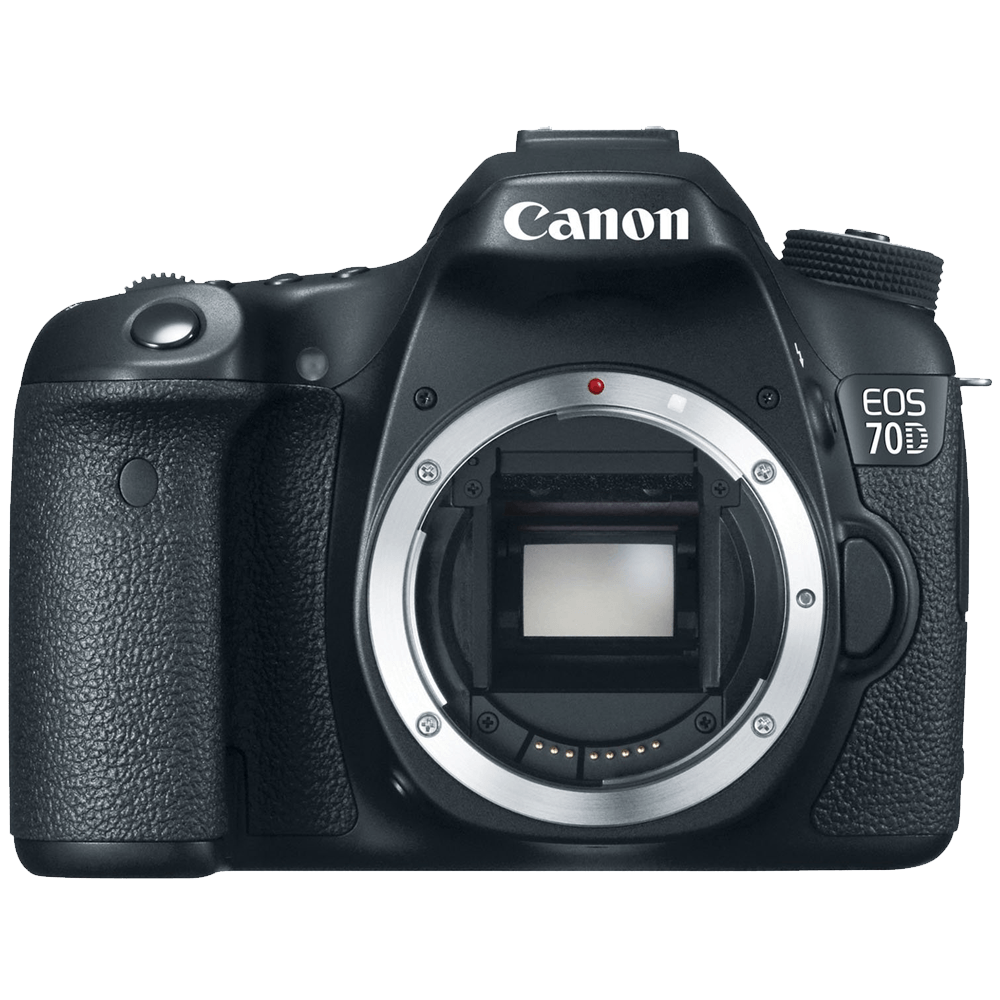 Canon EOS 70D DSLR Camera