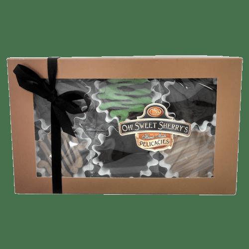 Gourmet Fudge Candy Gift Box 6 Flavors