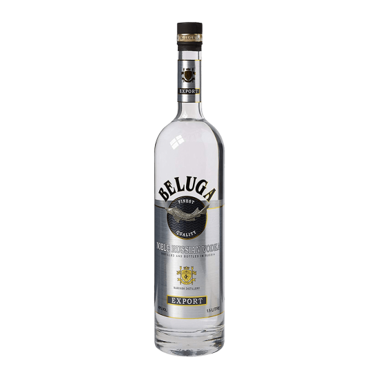 Beluga Noble Vodka 40% ABV...