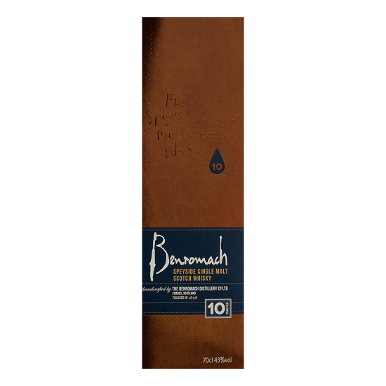 Benromach 10 Years Old...