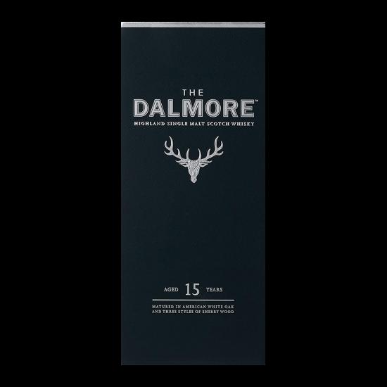 Dalmore 15 Year Old Single...