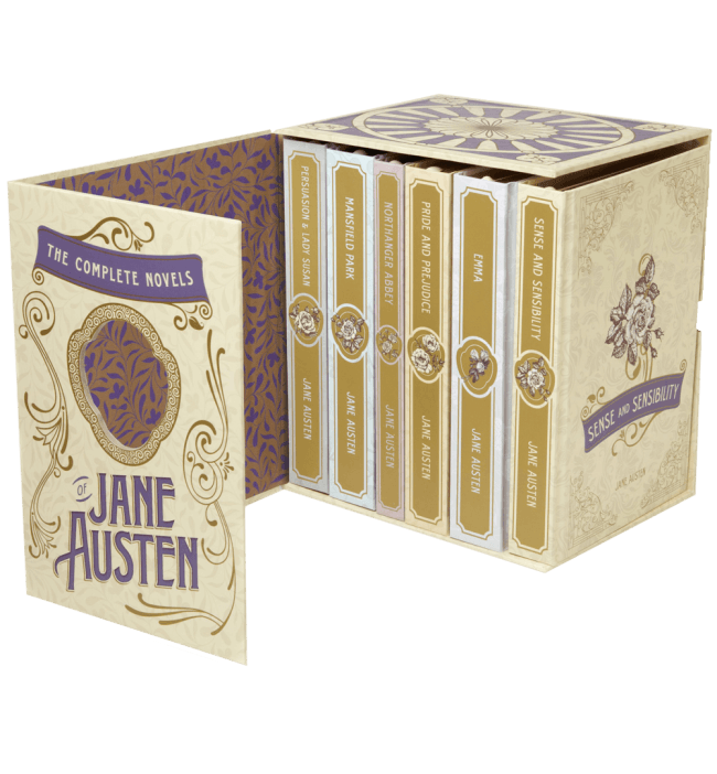 The Complete Novels of Jane...