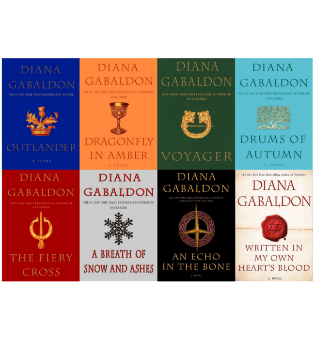 Outlander Book Series by...