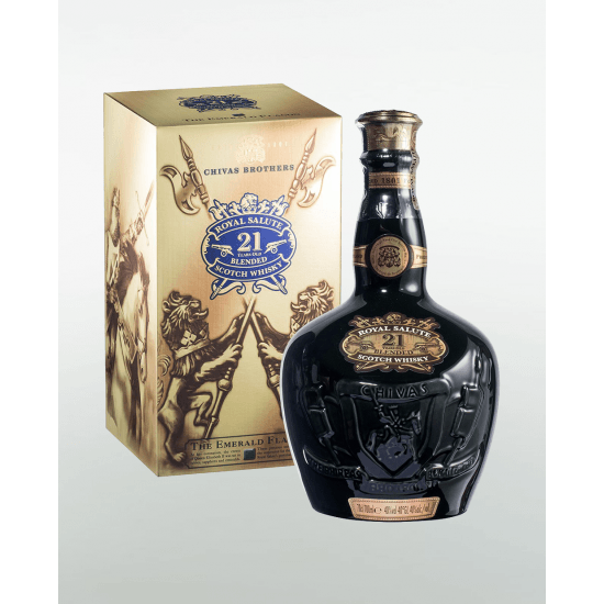 Chivas Regal Royal Salute 21 Year Old Scotch Whisky