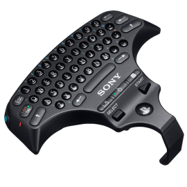 Keyboard Attachment For PS3 Controllers