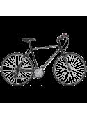 Shimano Hybrid Flat Bar Commuter Road Bike