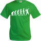 T-Shirt The Evolution of tennis