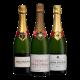 100th Anniversary Special Cuvee Champagne 3 x 750mL