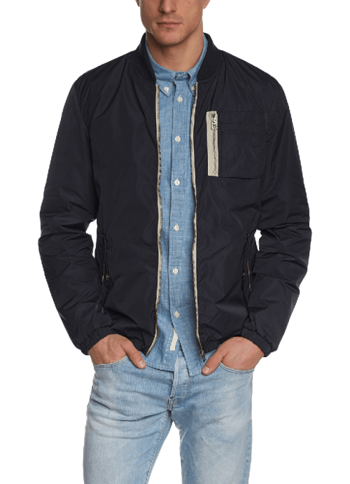 Men's Close Baseball Camp Jacket