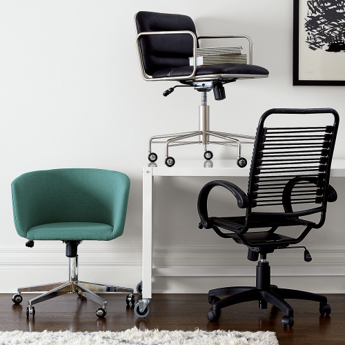 Сoup teal office chair