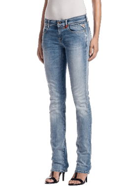 Women's Vicki Straight Jeans