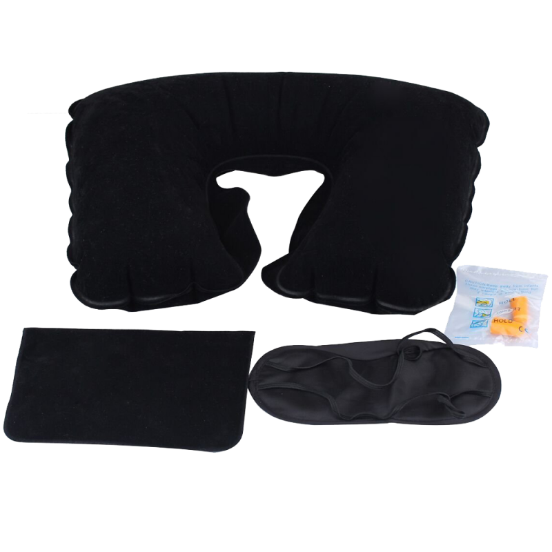 Travel Neck Pillow Set