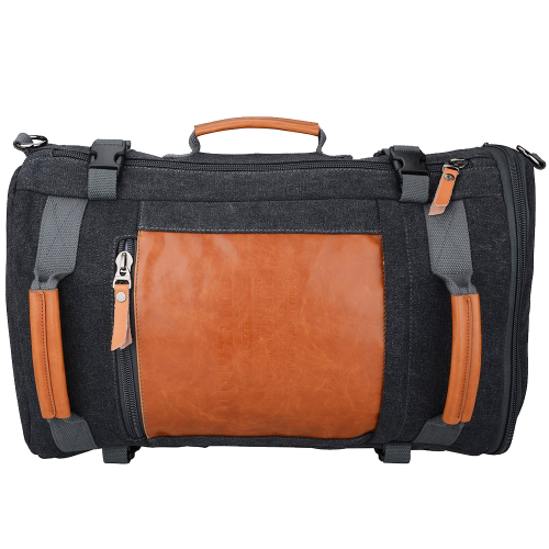 Men's Retro Canvas Travel Duffel Bag