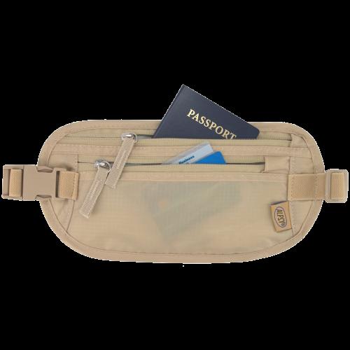 Waist Pack Hidden Pouch