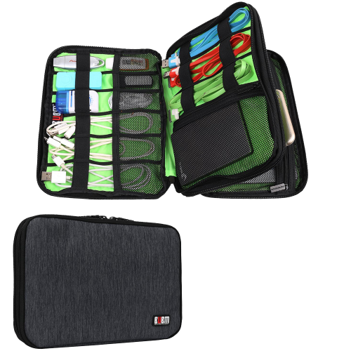 Universal Double Layer Travel Gear Organizer