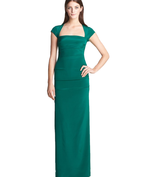 Sexy Slinky Maxi Dress