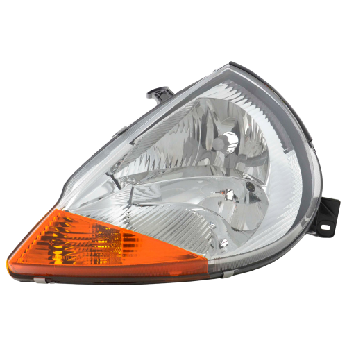Spare parts headlight left Ford Ka