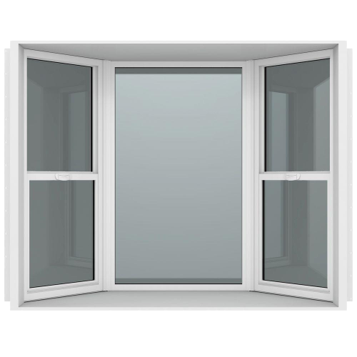 V-4500 Series Bay Vinyl Window