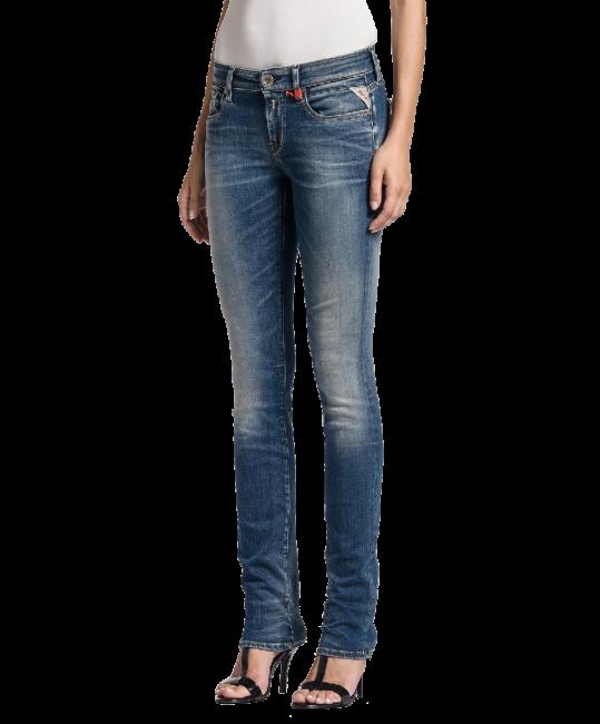 Women's Vicki Straight Jeans Blue