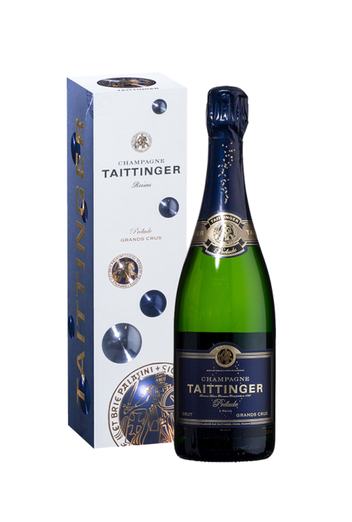 Taittinger Champagne Prelude Grands Crus