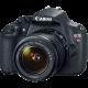 EOS Rebel T5 EF-S 18-55mm IS II Digital SLR Kit