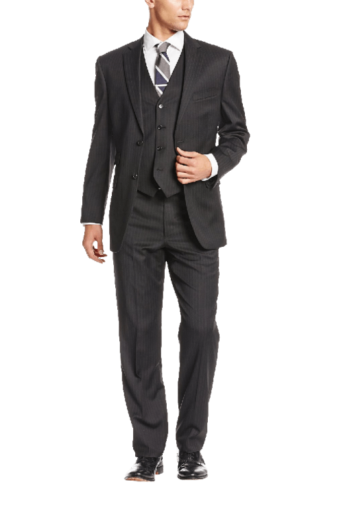 Men's Quincy 2 Button Side Vent Suit