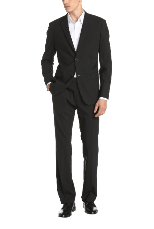 Men's Wellar Half Canvas New Tailor Suit Jacket
