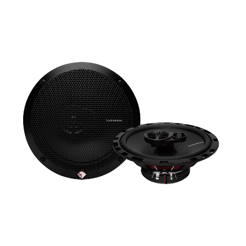 Full-Range 3-Way Coaxial Speaker