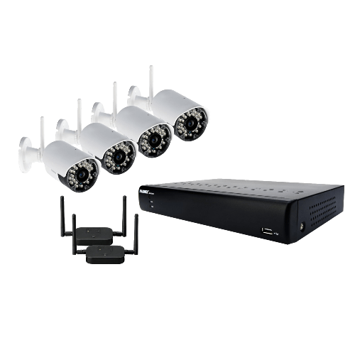 Vantage 8-Channel Video Security System