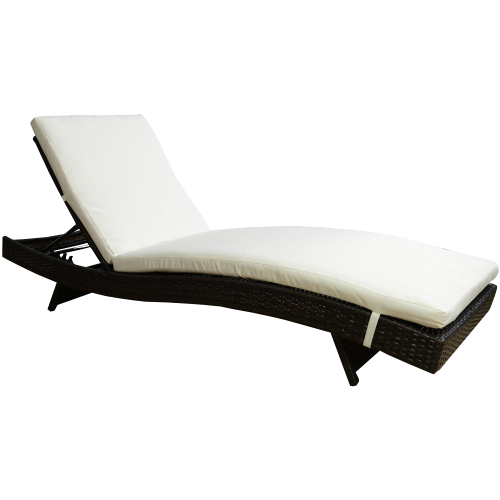 Outdoor Rattan Lounge Chair
