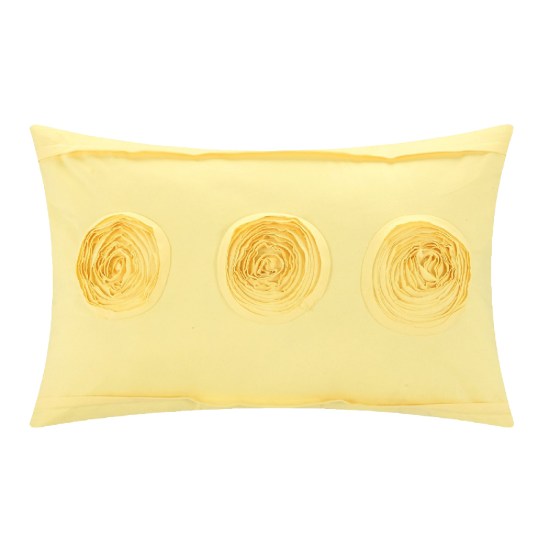 Florentina Floral Pleated Comforter Set