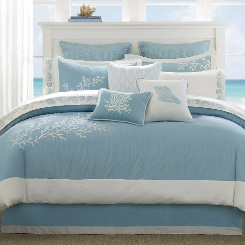 Coastline Queen Comforter Set