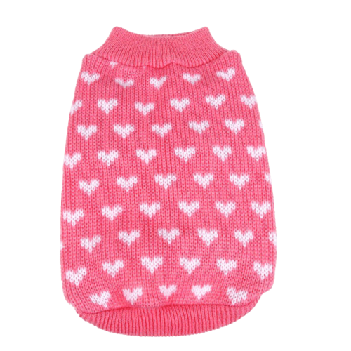 Puppy  Jacket Little Heart