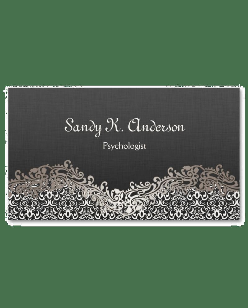 Psychology Cards